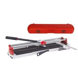 28 in. Speed-Magnet Tile Cutter with Case