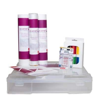Embroidery Starter Kit for Computerized Embroidery Machines