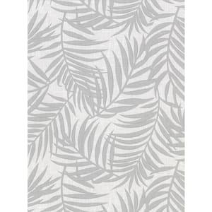 Lanai Dove Fronds Dove Wallpaper Sample