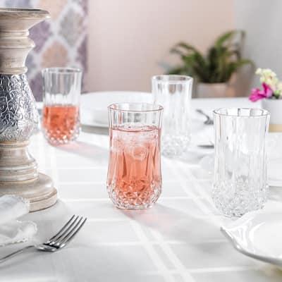 4-Piece Longchamp Beverage Set