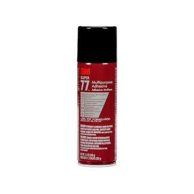 7.3 oz. Super 77 Multi-Purpose Spray Adhesive