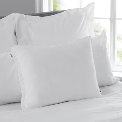 Down Alternative and Memory Foam Standard Pillow