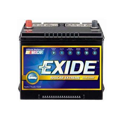 Extreme 12 volts Lead Acid 6-Cell 51R Group Size 510 Cold Cranking Amps (BCI) Auto Battery