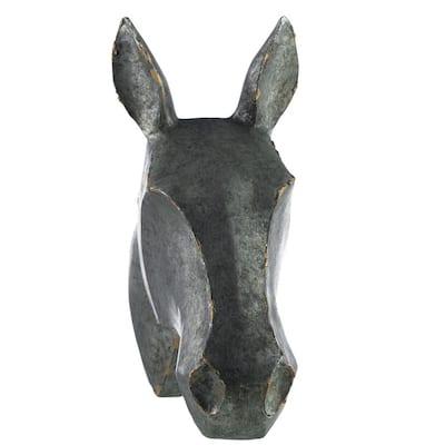 "kieragrace Bullock Horse Head, 10.5"""