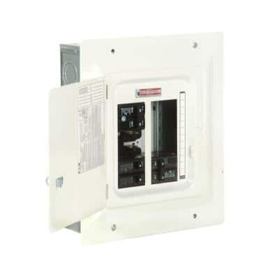 BR 100 Amp 10 Space 20 Circuit Indoor 22k Main Breaker Renovation Loadcenter Value Pack (Includes 2-BR115 and 1-BR230)