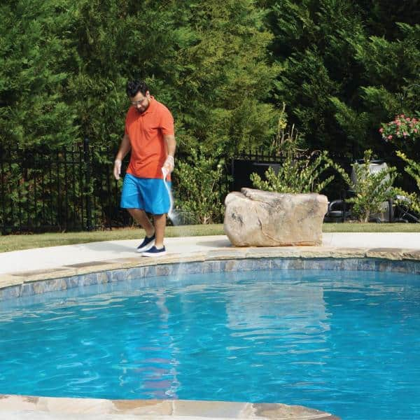Pool Time 1 Lb Shock Plus 5 Pack 12105ptm The Home Depot