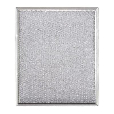 46000/42000/40000/F40000 Series Externally Vented Range Hood Aluminum Filter