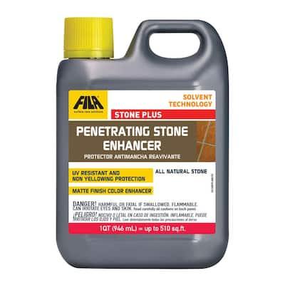 Stoneplus 1 Qt. Tile and Stone Sealer