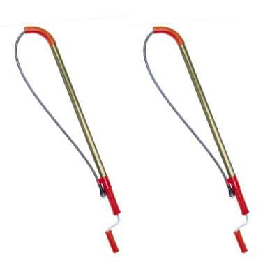 6 ft. Teletube Auger with Regular Head (2-pack)