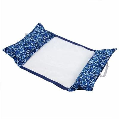 Supreme Monterey Hammock 4 in 1 Inflatable Pool Float, Orchid Blue