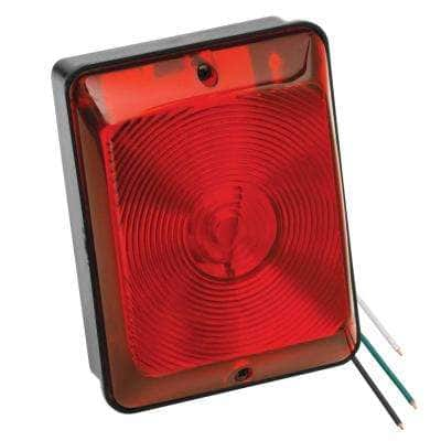 Taillight #86 - Single Stop-Trail-Turn with Black Base