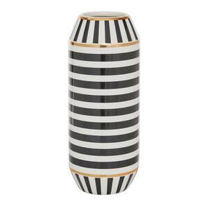 Black Ceramic Modern Decorative Vase
