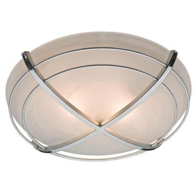 Halcyon Decorative 90 CFM Ceiling Bathroom Exhaust Fan with Light