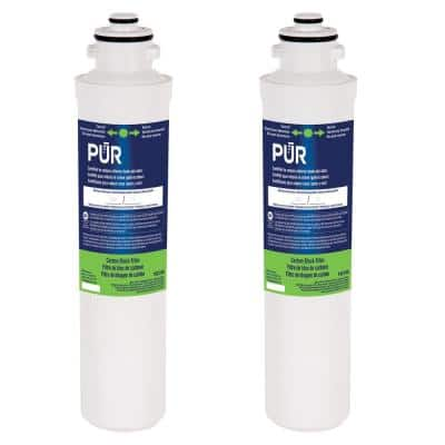 Quick-Connect Replacement Water Filter Cartridge for PQC1FS and PQC3RO