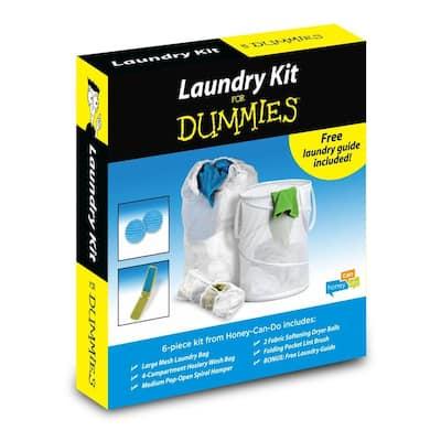 Basic Laundry for Dummies Kit