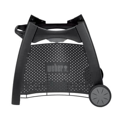 Q 2000 Gas Grill Rolling Cart