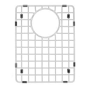 11 in. x 14 in. Stainless Steel Bottom Grid Fits QT-610 / QU-610 Large