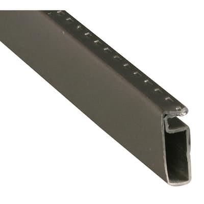 Aluminum Screen Frame, 1/4 in. x 3/4 in. x 72 in., Mill Finish (20-pack)
