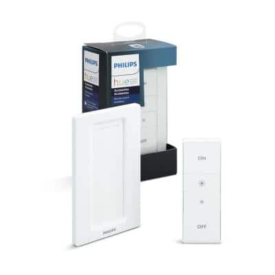 Smart Wireless Dimmer Switch and Remote