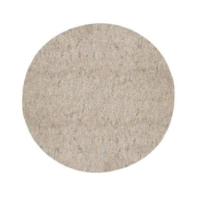 8 ft. Round Dual Surface Rug Pad