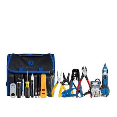 Security and Alarm Tool Kit (14-Piece)