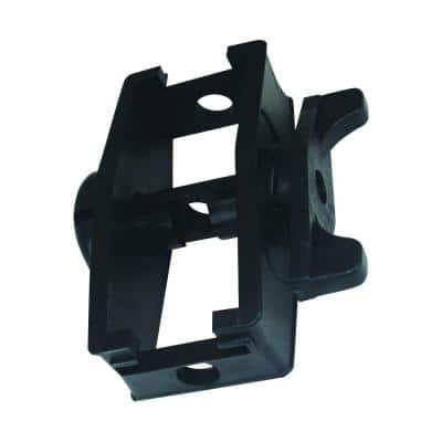 Black In-Line Tensioner for Wire/Polywire and 1 in. Tape (5-Pack)