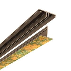 100 sq. ft. Ceiling Grid Kit in Copper Fantasy