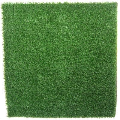 EnvyPet Artificial Turf Mat for Pets 5 ft. x 5 ft. Turf Only