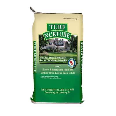 25 lbs. Natural Base Fertilizer