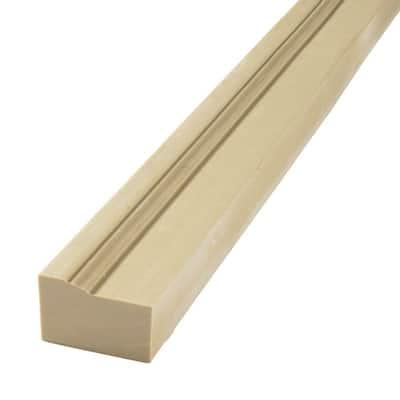 HD 180 1-1/4 in. x 2 in. x 144 in. Polyurethane Flexible Straight Casing