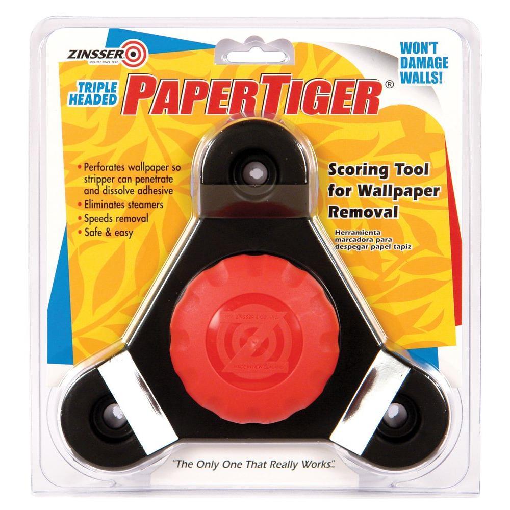 Paper Tiger Triple Head Scoring Tool (Case of 3)