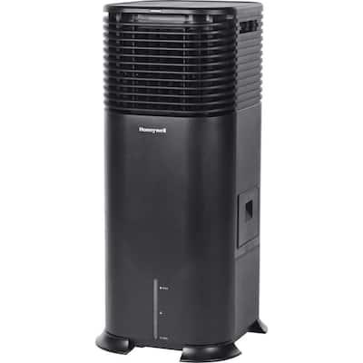 500 CFM 4-Speed Portable Evaporative Cooler for 305 sq. ft.