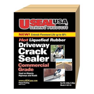4 lb. Driveway Crack Sealer