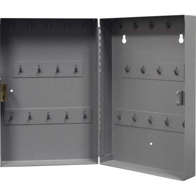 0.21 cu. ft. All-Steel Hook Design Key Cabinet in Gray