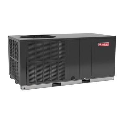 4 Ton 16 SEER R-410A Horizontal Package Air Conditioner Heat Pump