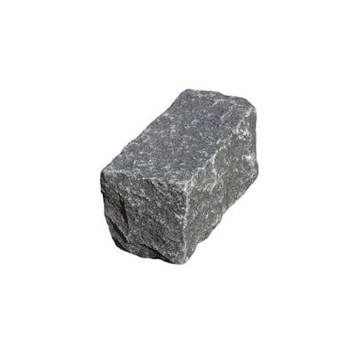 Cobblestone 9 in. x 5 in. x 5 in. Black Granite Edger Kit (60-Pieces/45 Lin. ft./Pallet)