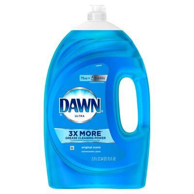 Ultra 75 oz. Original Scent Dish Soap