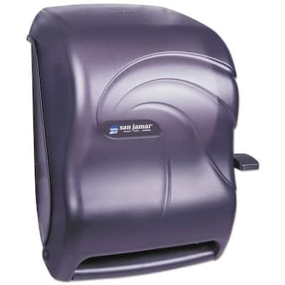 Black Pearl Lever Oceans Roll Paper Towel Dispenser