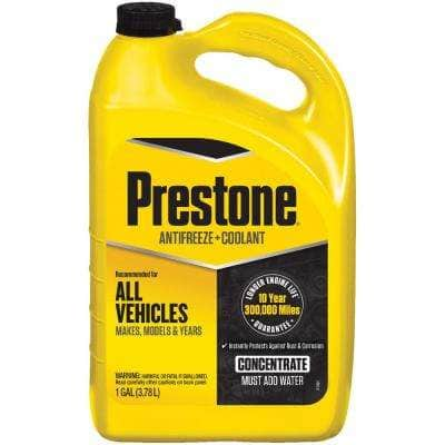 All Vehicles - 10yr/300k mi- Antifreeze+Coolant (1 Gal - Concentrate)