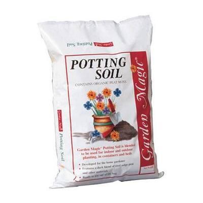 40 lbs. Organic Planting Potting Top Soil Blend Bag
