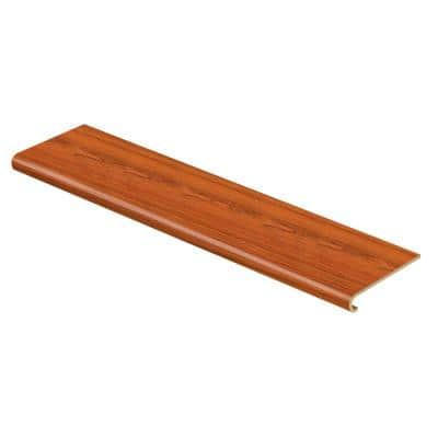 Paradise Jatoba 47 in. Length x 12-1/8 in. Deep x 1-11/16 in. Height Laminate to Cover Stairs 1 in. Thick