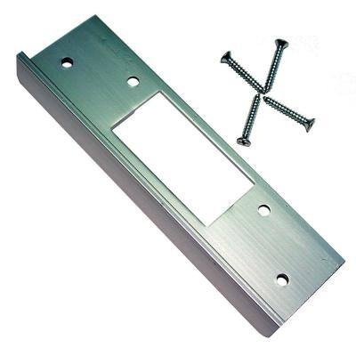 6 in. Silver Guard-A Latch Security Protection
