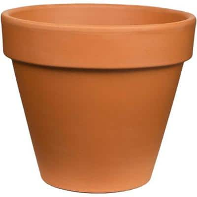 7in. Natural Terracotta Clay Pot