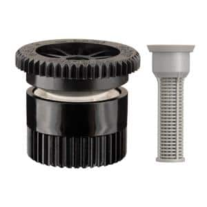 Adjustable Pattern Sprinkler Nozzle with Filters (10-Pack)
