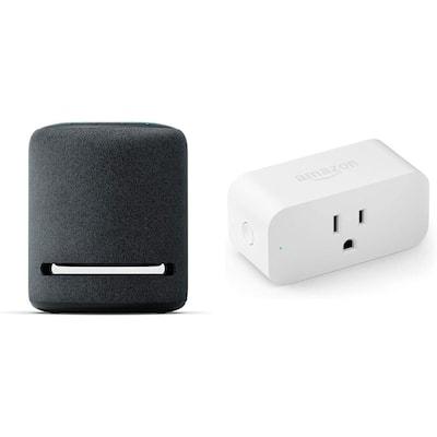 Echo Studio +Smart Plug
