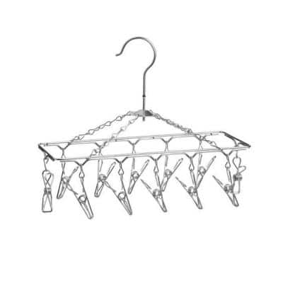 Chrome Hanging Drying Rack