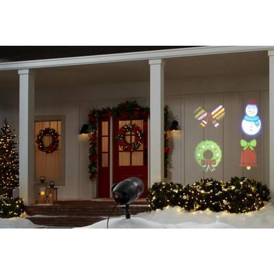 Slide Show LED Projector