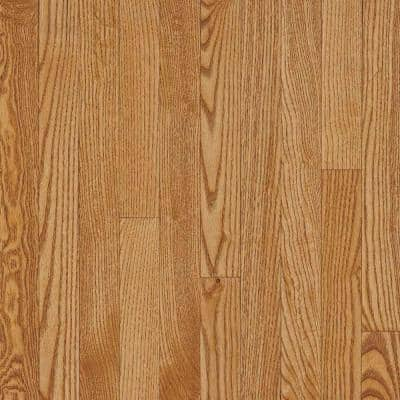 Red Oak 5/8 in. Thick x 2 in. Wide x 78 in. Length T-Molding