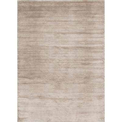 Uptown Collection Madison Avenue Brown 9' 0 x 12' 0 Area Rug
