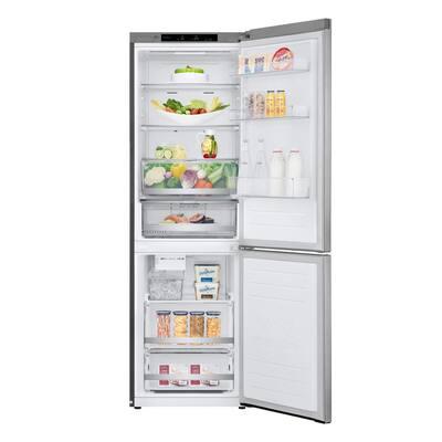 12 cu. ft. Bottom Freezer Refrigerator in Printproof Stainless Steel